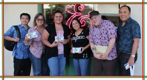 Happy Holidays from ʻUluʻulu!
