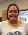 Keahiahi Long, Library & Information Science Intern, Fall 2014