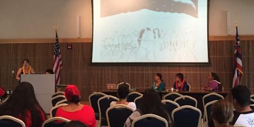 Mauna Kea Film Showings - Aloha Aina Panel