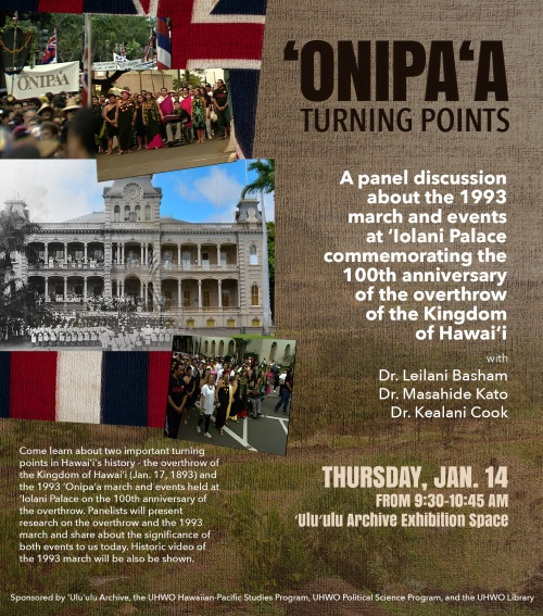 Onipaa Turning Points Flyer