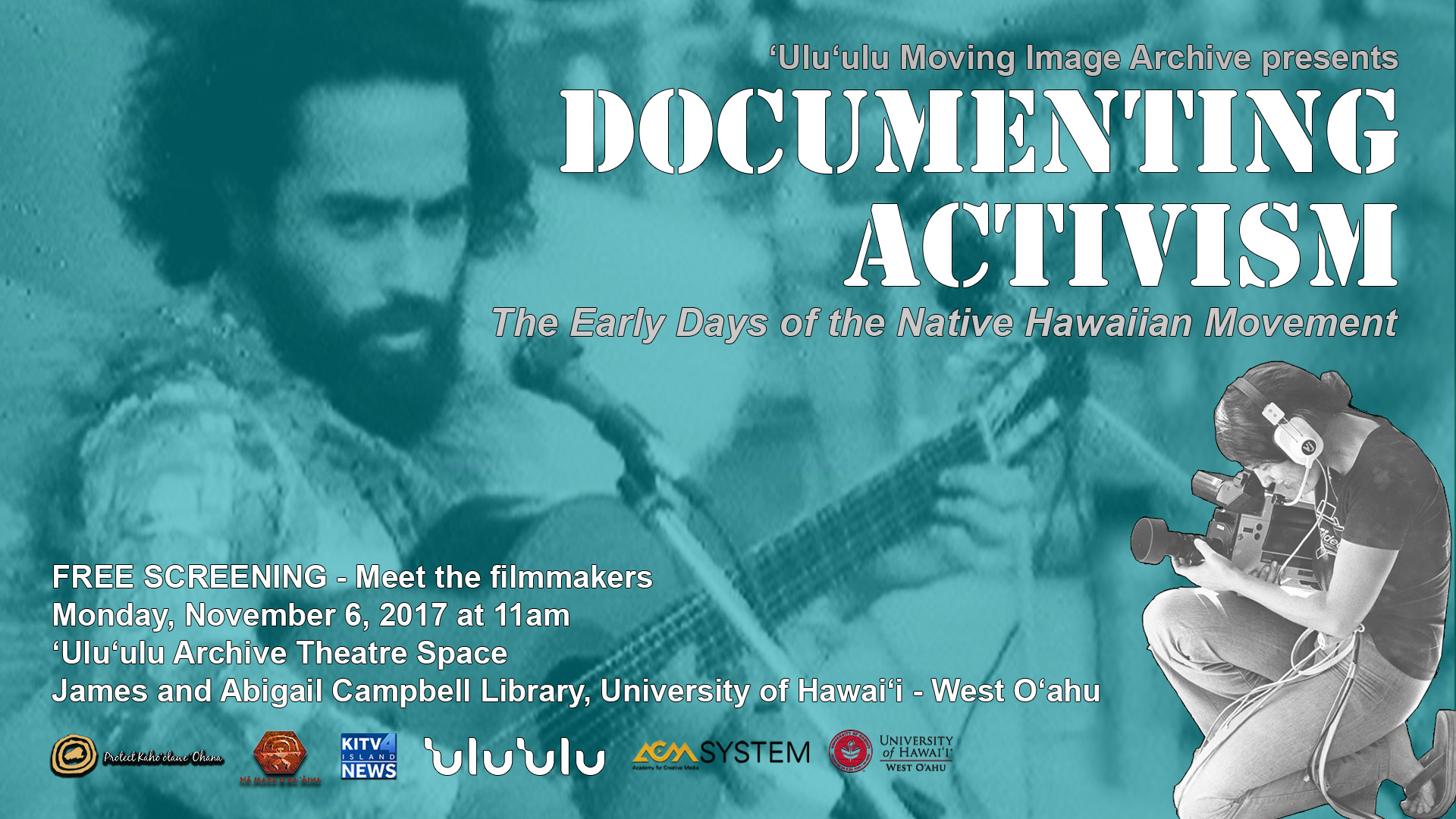 Documenting Activism UHWO Screening - Digital Signage_01